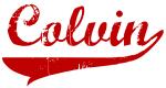 Colvin (red vintage)