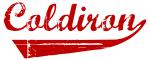 Coldiron (red vintage)