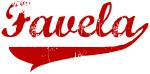 Favela (red vintage)