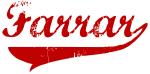 Farrar (red vintage)