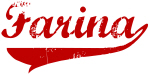 Farina (red vintage)