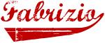 Fabrizio (red vintage)