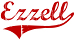 Ezzell (red vintage)