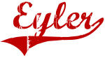 Eyler (red vintage)