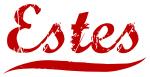 Estes (red vintage)