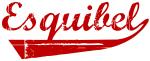 Esquibel (red vintage)