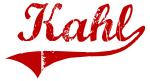 Kahl (red vintage)