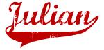 Julian (red vintage)