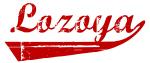 Lozoya (red vintage)