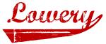 Lowery (red vintage)