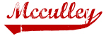 Mcculley (red vintage)