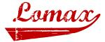 Lomax (red vintage)