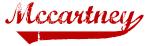 Mccartney (red vintage)
