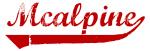 Mcalpine (red vintage)