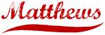 Matthews (red vintage)