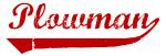 Plowman (red vintage)
