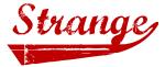Strange (red vintage)