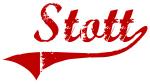 Stott (red vintage)