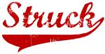 Struck (red vintage)
