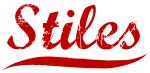Stiles (red vintage)