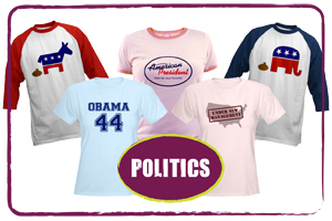 Politics Shirts