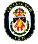 USS Lake Erie CG 70 Navy Ship