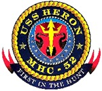 USS Heron MHC-52 Navy Ship