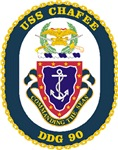 USS Chafee DDG-90 Navy Ship