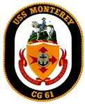 USS Monterey CG 61 US Navy Ship