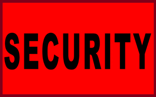 SECURITY STAFF T-SHIRTS & GIFTS