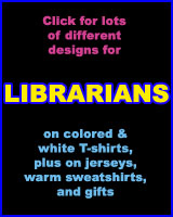 LIBRARIAN T-SHIRTS