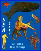 SEA LIFE T-SHIRTS & GIFTS