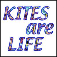 KITES ARE LIFE T-SHIRTS & GIFTS