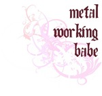 Metal Working Babe