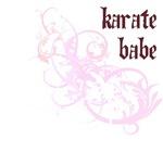 Karate Babe