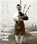 Bagpipes Rock On Accessories