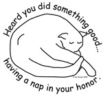 Nap in Your Honor