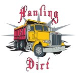 Hauling Dirt