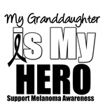 Melanoma Hero (Granddaughter) T-Shirts & Gifts