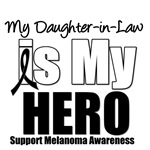 Melanoma Hero (Daughter-in-Law) T-Shirts