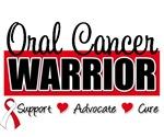 Oral Cancer Survivor Badge T-Shirts & Gifts