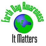 Earth Day It Matters Shirts & Gifts
