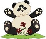 Panda Bear Hug