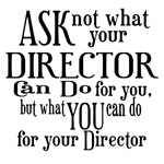 Ask Not Director