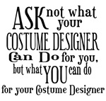 Ask Not Costumer