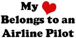 Heart Belongs: Airline Pilot