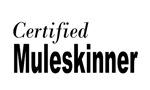 Certified Muleskinner