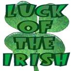 Irish Luck Shamrock
