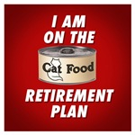 CAT FOOD RETIREMENT PLAN