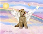 ANGEL<br> & Lakeland Terrier